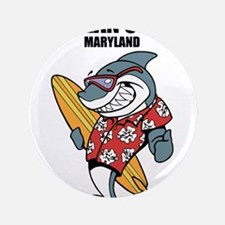 """Ocean City, Maryland 3.5"""" Button (100 pack)"""