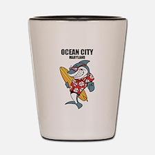 Ocean City, Maryland Shot Glass