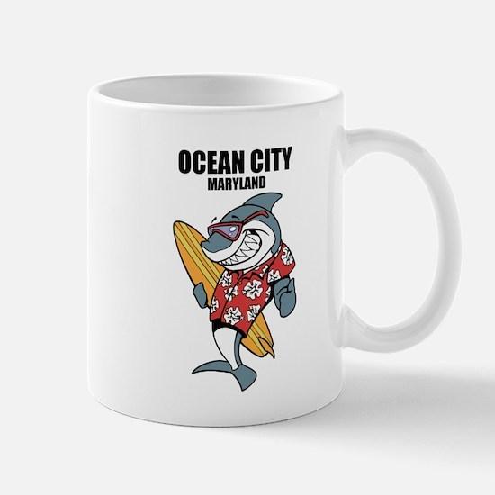 Ocean City, Maryland Mugs
