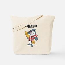 Ocean City, Maryland Tote Bag
