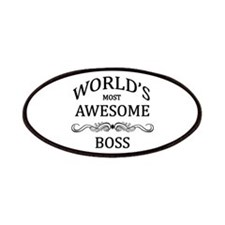 World's Most Awesome Boss Patches