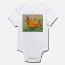 Sockey Jockey Infant Bodysuit