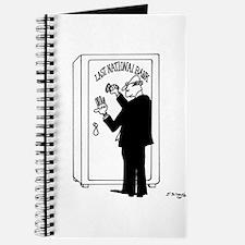 Bank Cartoon 4011 Journal
