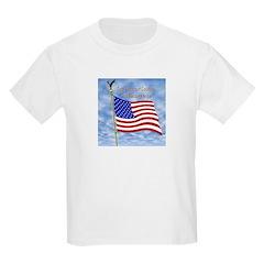 God Bless America 1 Kids T-Shirt