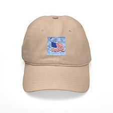 God Bless America 1 Baseball Cap