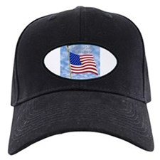 God Bless America 1 Baseball Hat