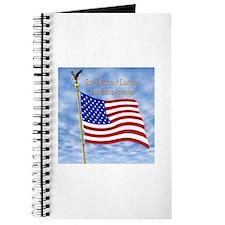 God Bless America 1 Journal