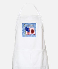 God Bless America 1 BBQ Apron
