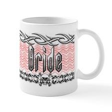 Metal Bride Mug