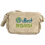 Archivist Messenger Bags & Laptop Bags
