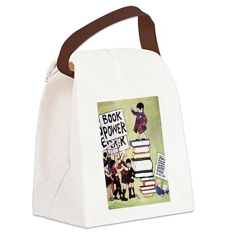 1969 Children's Book Week Canvas Lunch Bag