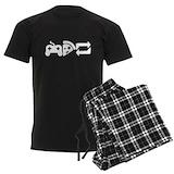 Gamers Men's Dark Pajamas