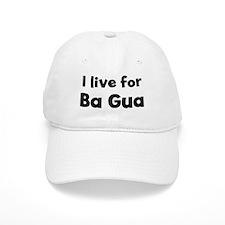 I Live for Ba Gua Baseball Cap