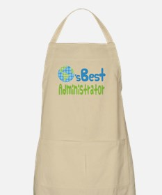 Earths Best Administrator Apron