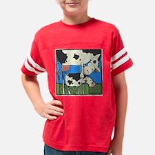 vertical may Youth Football Shirt