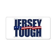 New Jersey Strong Aluminum License Plate