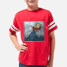 vertical november Youth Football Shirt