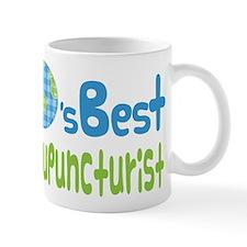 Earths Best Acupuncturist Mug