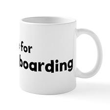 I Live for Kite Landboarding Mug