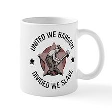 Divided We Slave Mug