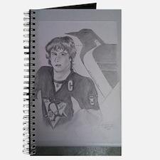 Sidney Crosby Pittsubrugh Penguins Journal