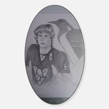 Sidney Crosby Pittsubrugh Penguins Decal