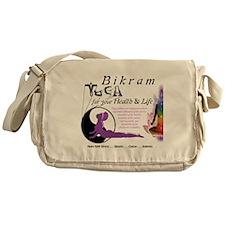 Bikram Yoga Messenger Bag