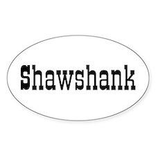 shawshank Decal