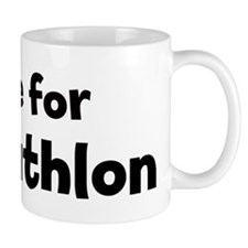 I live for Pentathlon Mug