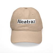 alcatraz Baseball Cap