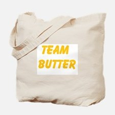 Team Butter Tote Bag