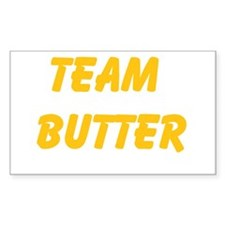 Team Butter Decal