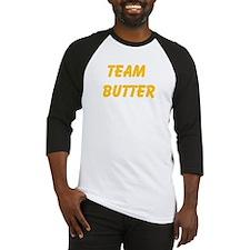 Team Butter Baseball Jersey