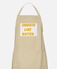 Smooth Like Butter Apron
