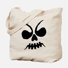 Scary Halloween Ghoul Tote Bag