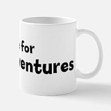 I Live for Igloo Adventures Mug