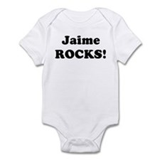 Jaime Rocks! Infant Bodysuit