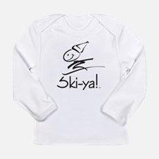 Ski-ya! Long Sleeve T-Shirt