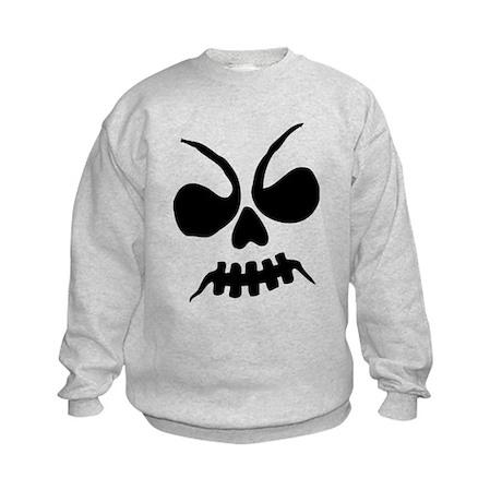 Scary Halloween Ghoul Sweatshirt