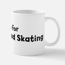 I Live for Synchronized Skati Mug