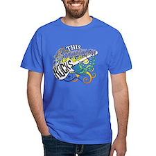 This Groomsman Rocks T-Shirt