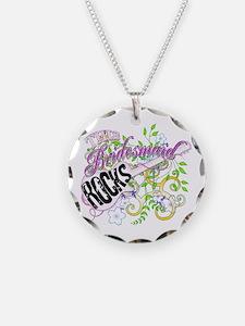 This Bridesmaid Rocks Necklace