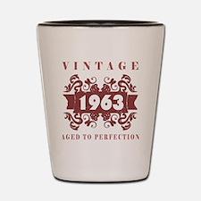 1963 Vintage (old-fashioned) Shot Glass