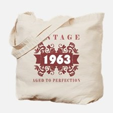 1963 Vintage (old-fashioned) Tote Bag