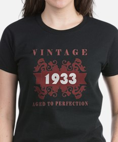 1933 Vintage (old-fashioned) Tee