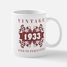1933 Vintage (old-fashioned) Mug