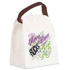 This Matron of Honor Rocks Canvas Lunch Bag