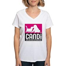 CANDi Cats & Dogs International Logo T-Shirt