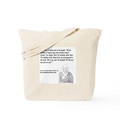 Baofeng Tote Bag
