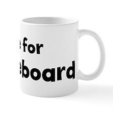 I Live for Shuffleboard Mug